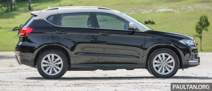 GALLERY: Haval H2 – 1.5L turbo, from RM87k Image #596402