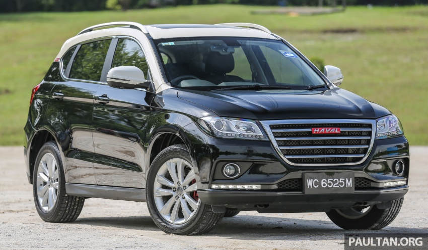 GALLERY: Haval H2 – 1.5L turbo, from RM87k Image #596386