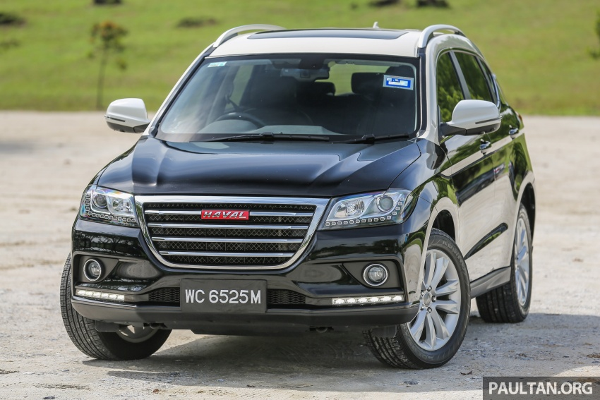 GALLERY: Haval H2 – 1.5L turbo, from RM87k Image #596387
