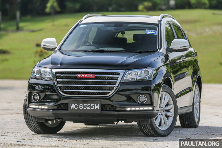 GALLERY: Haval H2 – 1.5L turbo, from RM87k Image #596389