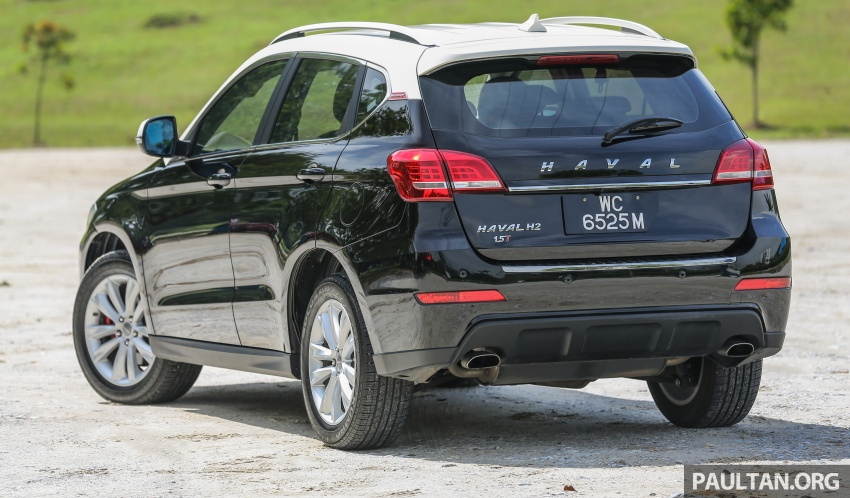 GALLERY: Haval H2 – 1.5L turbo, from RM87k Image #596390