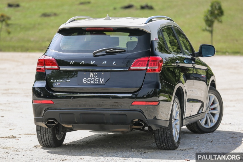 GALLERY: Haval H2 – 1.5L turbo, from RM87k Image #596394