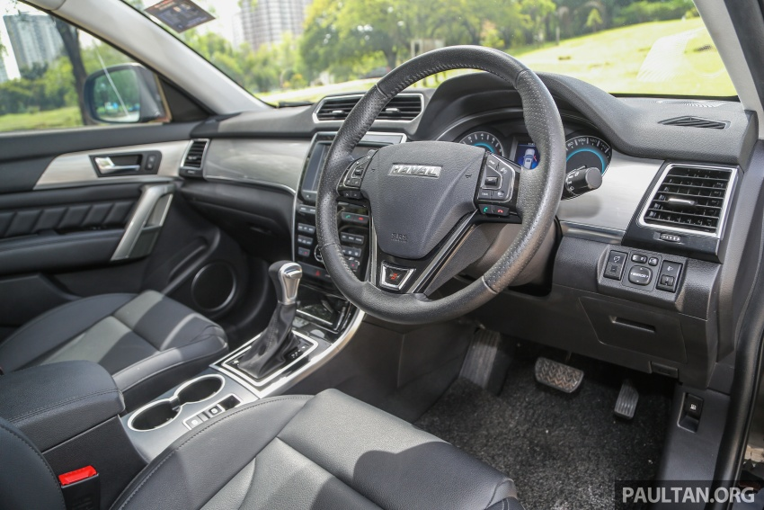 GALLERY: Haval H2 – 1.5L turbo, from RM87k Image #596429