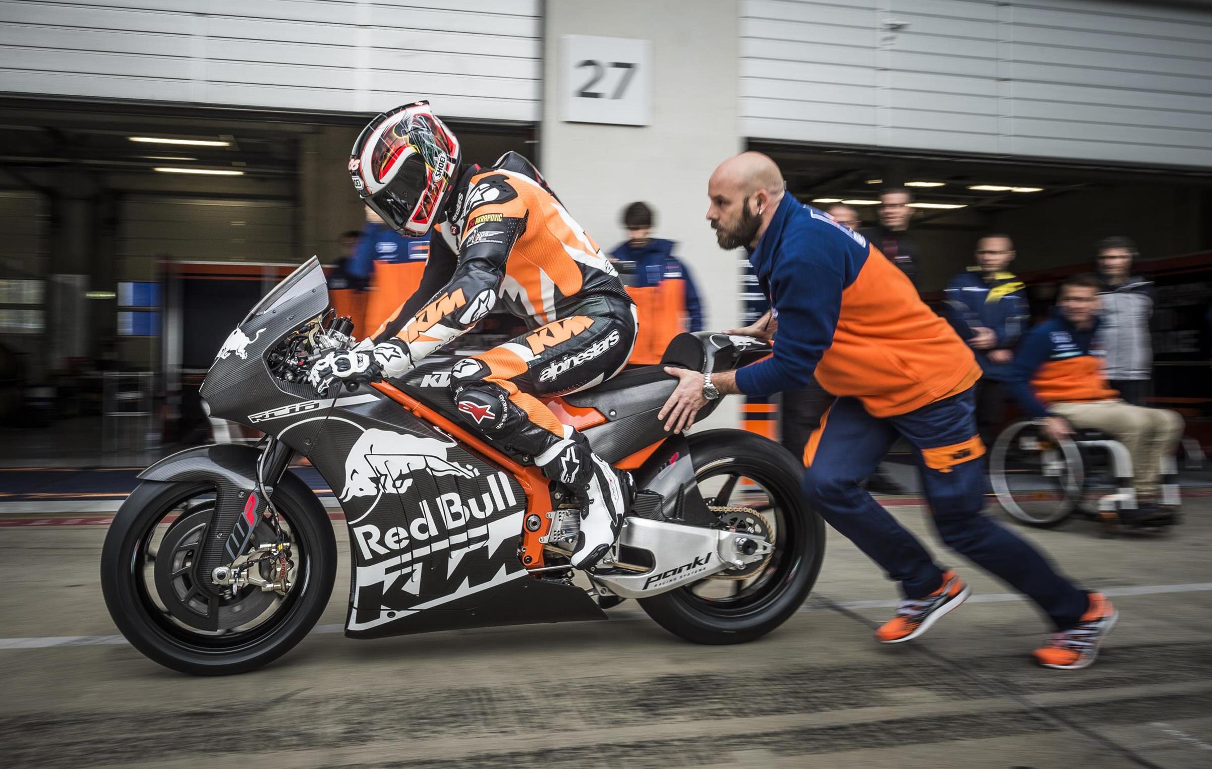 2019 sees Tech 3 join KTM Motorsports for MotoGP