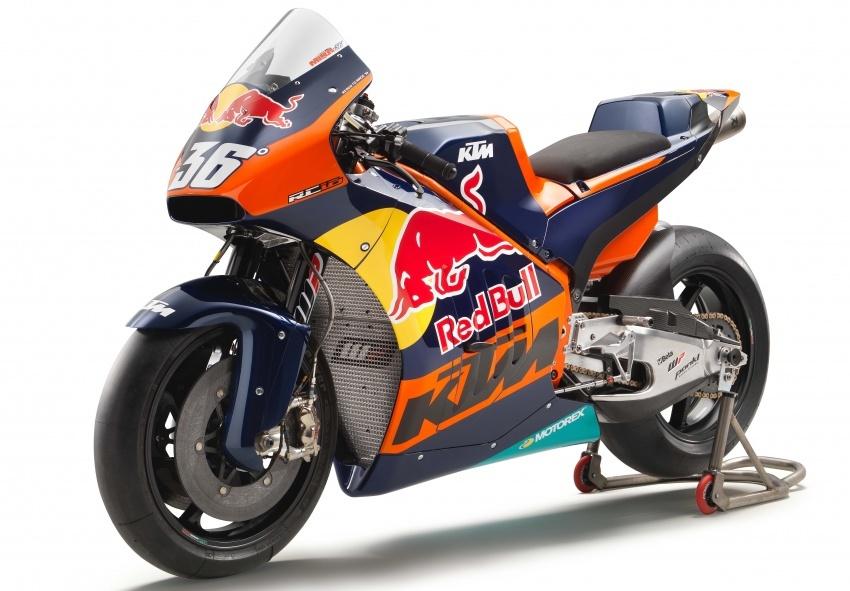 KTM RC16 – jentera MotoGP untuk pasaran awam akan mula dijual pada tahun 2018, RM563k, terhad 100 unit Image #590518