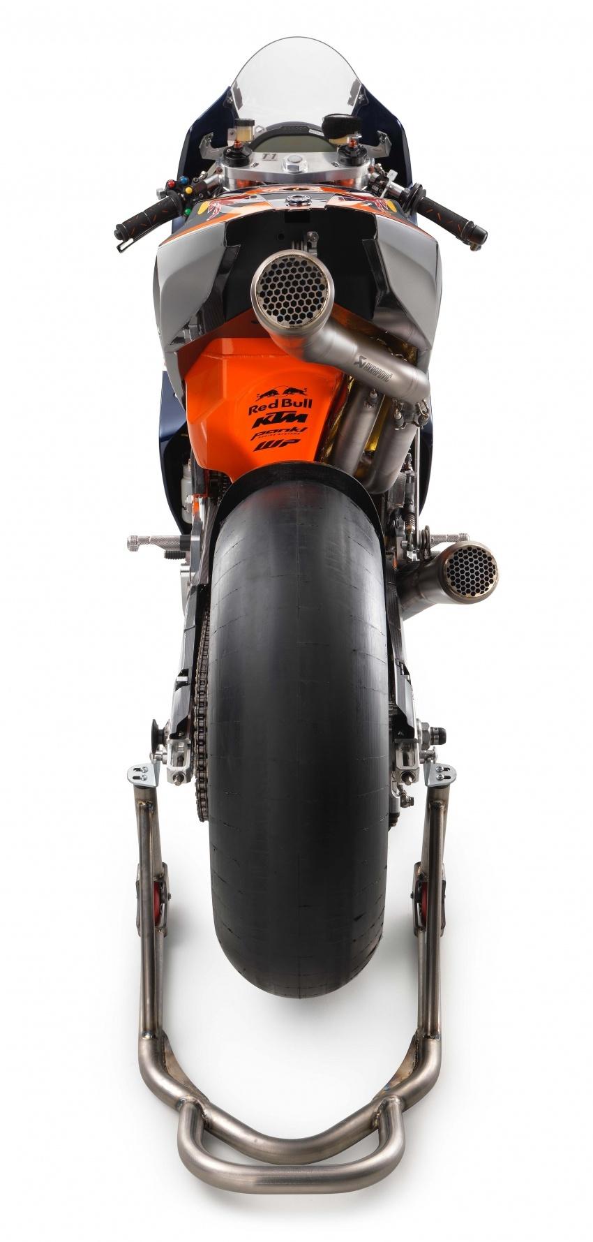 KTM RC16 – jentera MotoGP untuk pasaran awam akan mula dijual pada tahun 2018, RM563k, terhad 100 unit Image #590521
