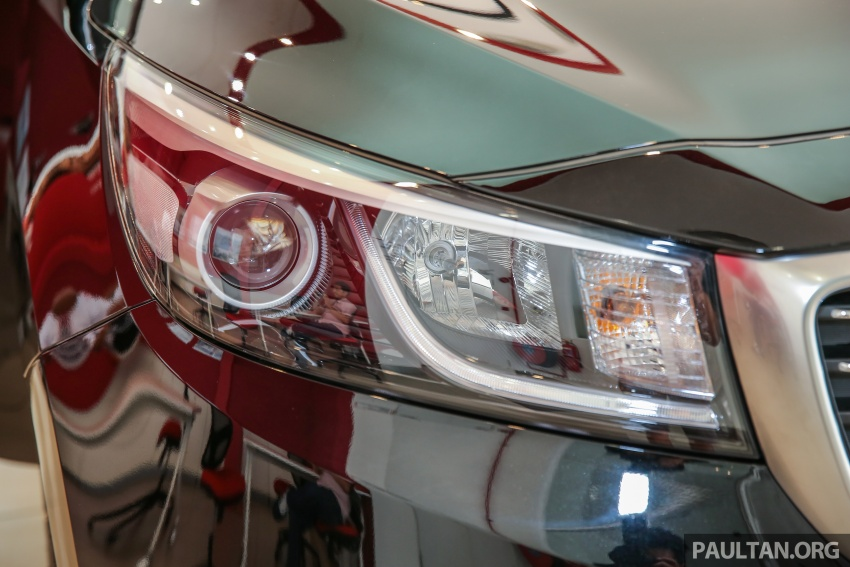 Kia Grand Carnival 2.2 CRDi – prices and specs revealed – 200 PS/440 Nm eight-seater, from RM154k Image #595250