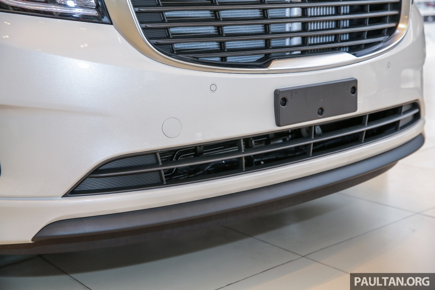 Kia Grand Carnival 2.2 CRDi – prices and specs revealed – 200 PS/440 Nm eight-seater, from RM154k Image #595186