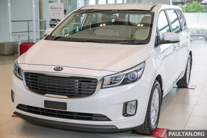 Kia Grand Carnival 2.2 CRDi – prices and specs revealed – 200 PS/440 Nm eight-seater, from RM154k Image #595175