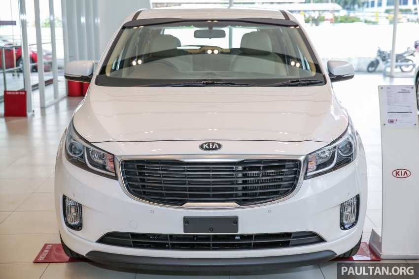 Kia Grand Carnival 2.2 CRDi – prices and specs revealed – 200 PS/440 Nm eight-seater, from RM154k Image #595178