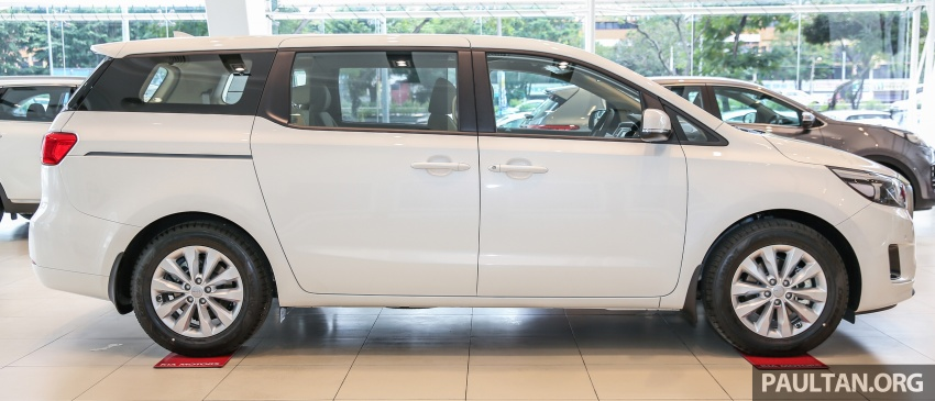 Kia Grand Carnival 2.2 CRDi – prices and specs revealed – 200 PS/440 Nm eight-seater, from RM154k Image #595180