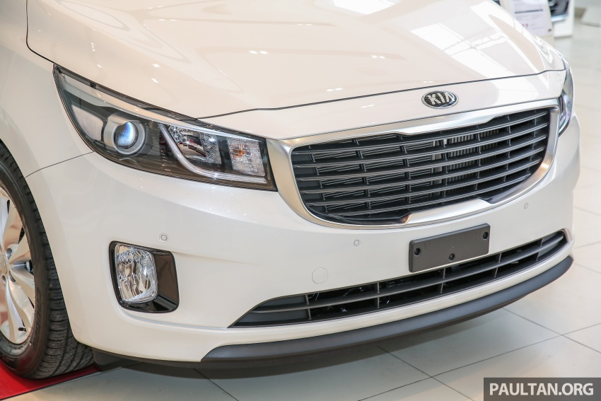 Kia Grand Carnival 2.2 CRDi – prices and specs revealed – 200 PS/440 Nm eight-seater, from RM154k Image #595181