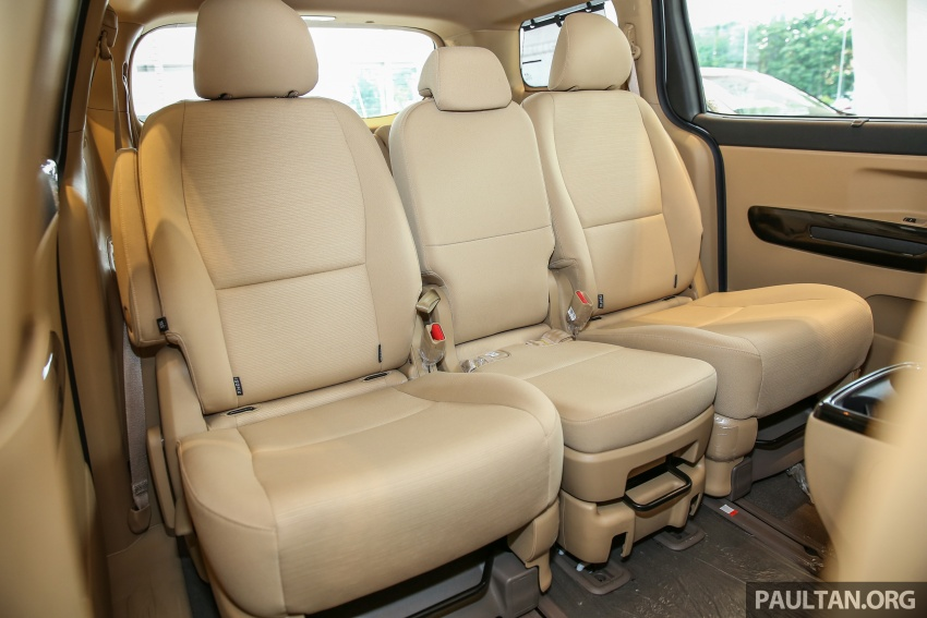 Kia Grand Carnival 2.2 CRDi – prices and specs revealed – 200 PS/440 Nm eight-seater, from RM154k Image #595231