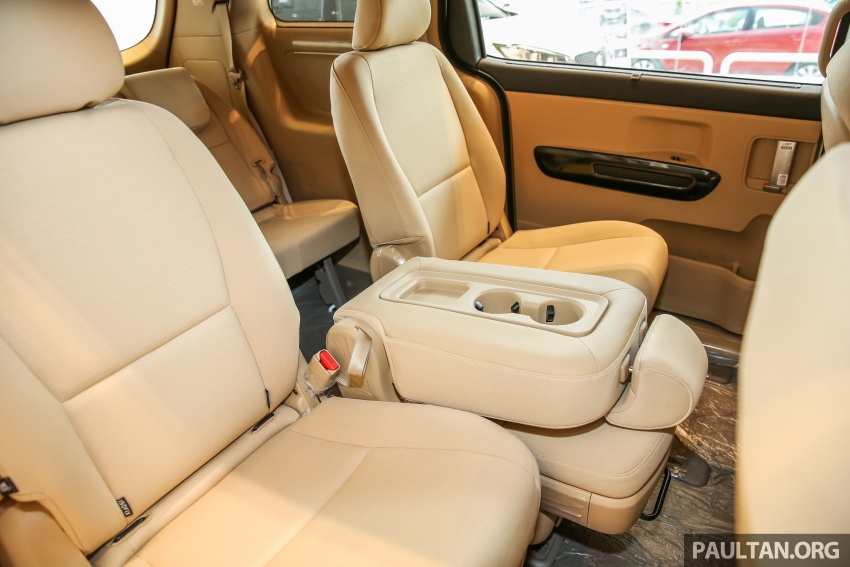Kia Grand Carnival 2.2 CRDi – prices and specs revealed – 200 PS/440 Nm eight-seater, from RM154k Image #595233