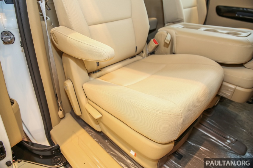 Kia Grand Carnival 2.2 CRDi – prices and specs revealed – 200 PS/440 Nm eight-seater, from RM154k Image #595234