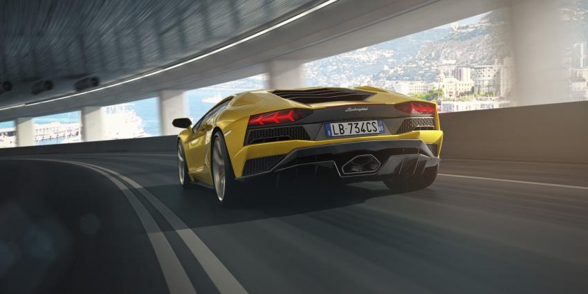 Lamborghini Aventador S – SV styling, more power Image #593379