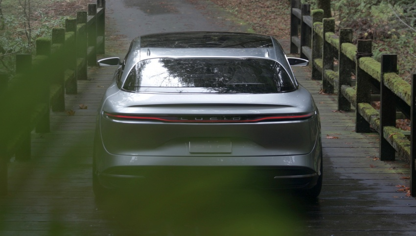 Lucid Motors Air – 1,000 hp luxury EV, 640 km range Image #592043