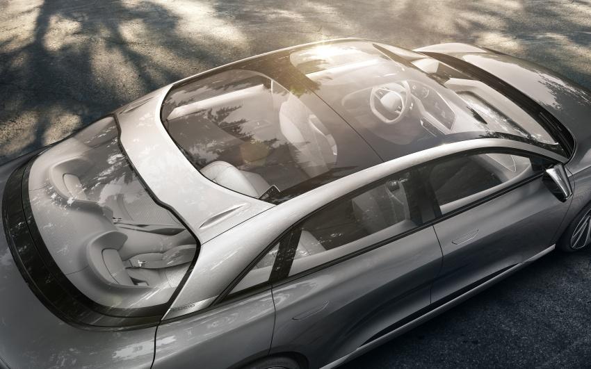 Lucid Motors Air – 1,000 hp luxury EV, 640 km range Image #592020