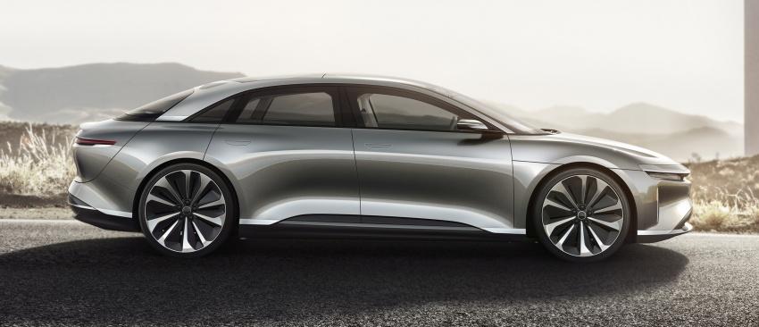 Lucid Motors Air – 1,000 hp luxury EV, 640 km range Image #592023