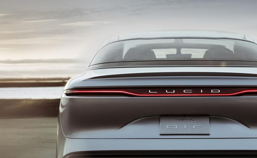Lucid Motors Air – 1,000 hp luxury EV, 640 km range Image #592024