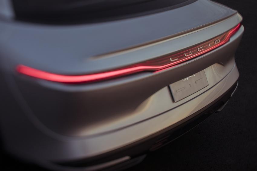 Lucid Motors Air – 1,000 hp luxury EV, 640 km range Image #592025