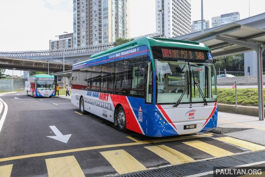 MRT Sungai Buloh-Kajang (SBK) Line Phase 1 opens to the public today – we ride the new train Image #592844