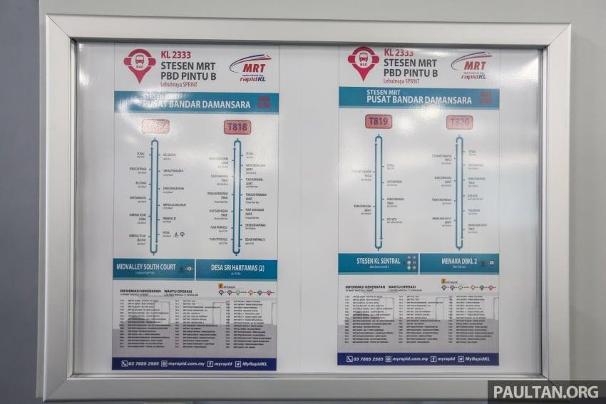 MRT Sungai Buloh-Kajang (SBK) Line Phase 1 opens to the public today – we ride the new train Image #592857