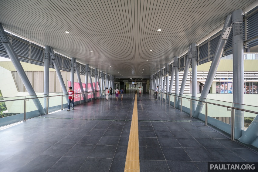 MRT Sungai Buloh-Kajang (SBK) Line Phase 1 opens to the public today – we ride the new train Image #592846