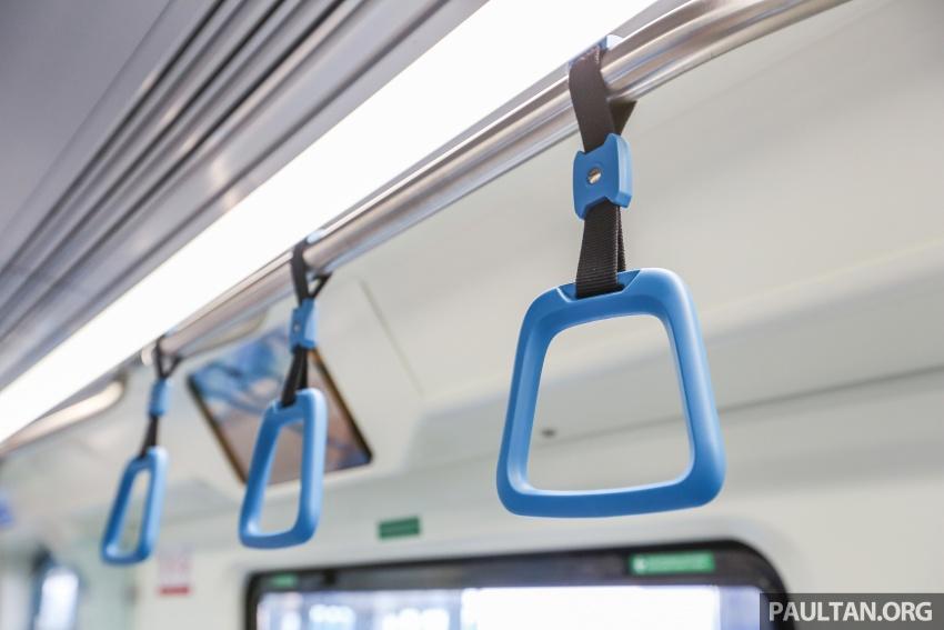 MRT Sungai Buloh-Kajang (SBK) Line Phase 1 opens to the public today – we ride the new train Image #592874