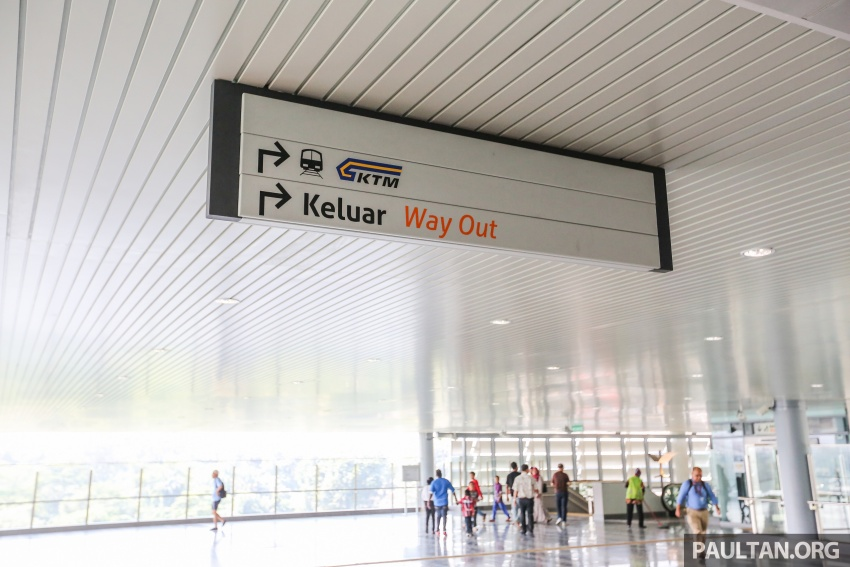 MRT Sungai Buloh-Kajang (SBK) Line Phase 1 opens to the public today – we ride the new train Image #592879