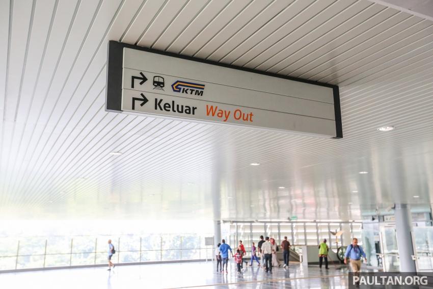 MRT Sungai Buloh-Kajang (SBK) Line Phase 1 opens to the public today – we ride the new train Image #592879