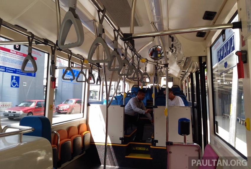 MRT Sungai Buloh-Kajang (SBK) Line Phase 1 opens to the public today – we ride the new train Image #592907
