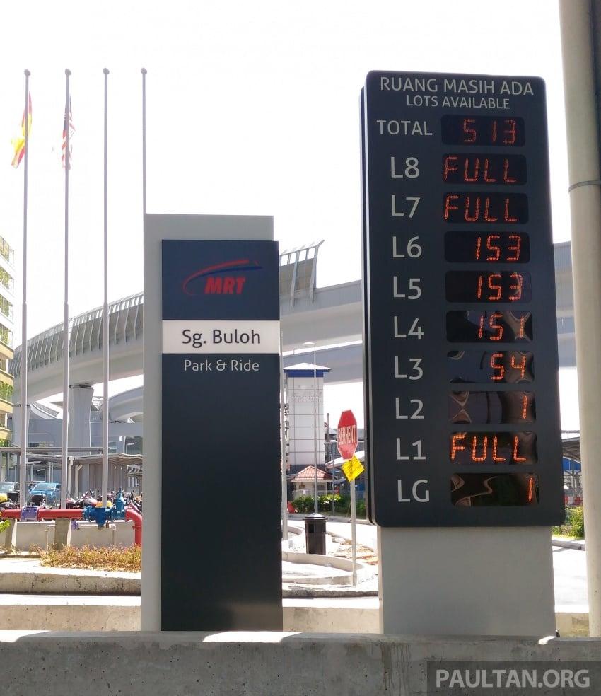 MRT Sungai Buloh-Kajang (SBK) Line Phase 1 opens to the public today – we ride the new train Image #592906