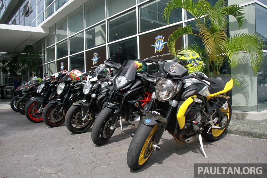 MV Agusta and DNC Asiatic Holdings sign Malaysian motorcycle assembly and distribution agreement Image #589223