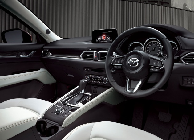 2017 mazda cx-5 goes on sale in japan, from rm94k