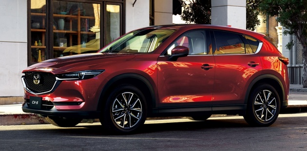 all-new mazda cx-5 launching in malaysia soon?