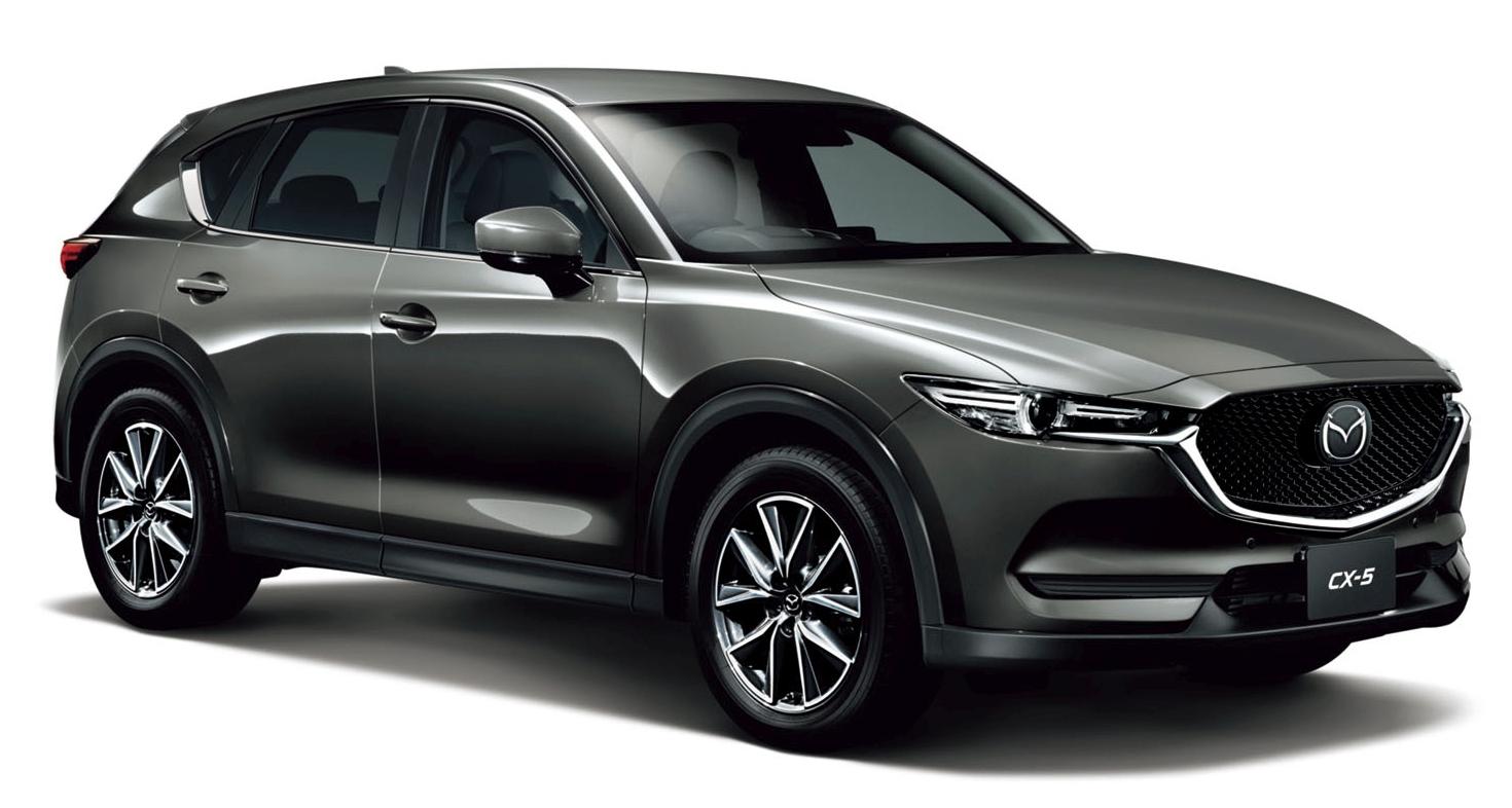 Mazda Cx 5 2018 >> 2017 Mazda CX-5 goes on sale in Japan, from RM94k Paul Tan - Image 592235