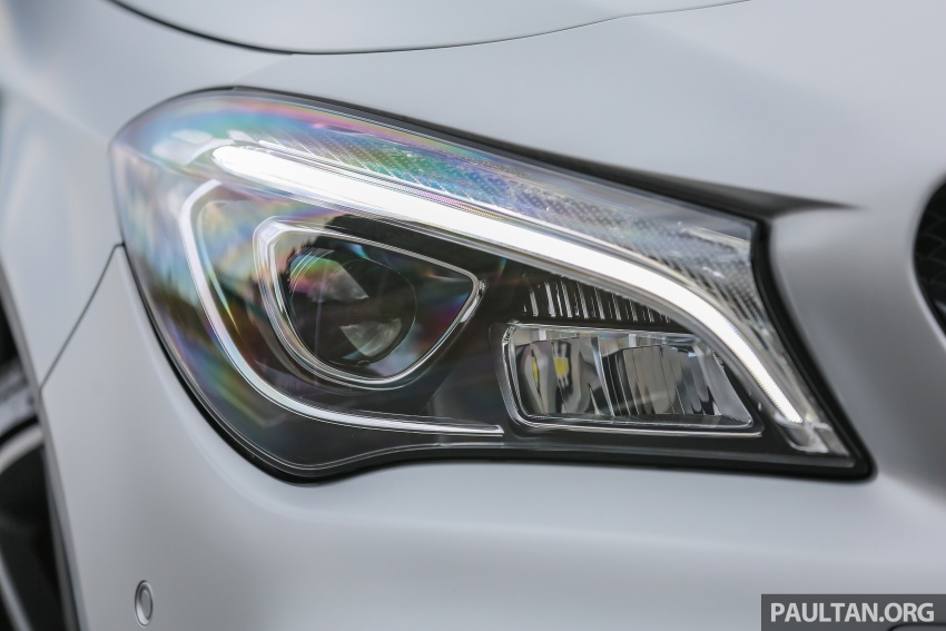 GALLERY: Mercedes-AMG CLA45 FL, from RM409k Image #596981