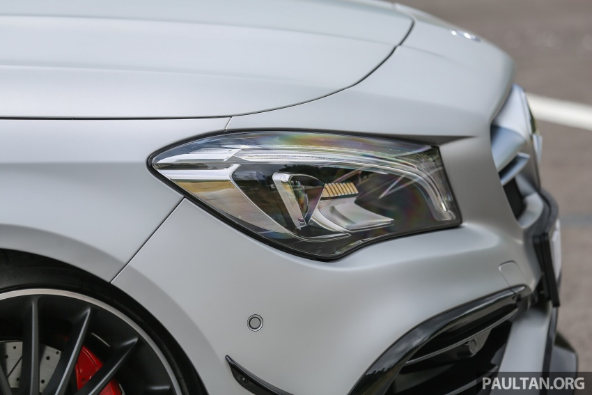 GALLERY: Mercedes-AMG CLA45 FL, from RM409k Image #596982