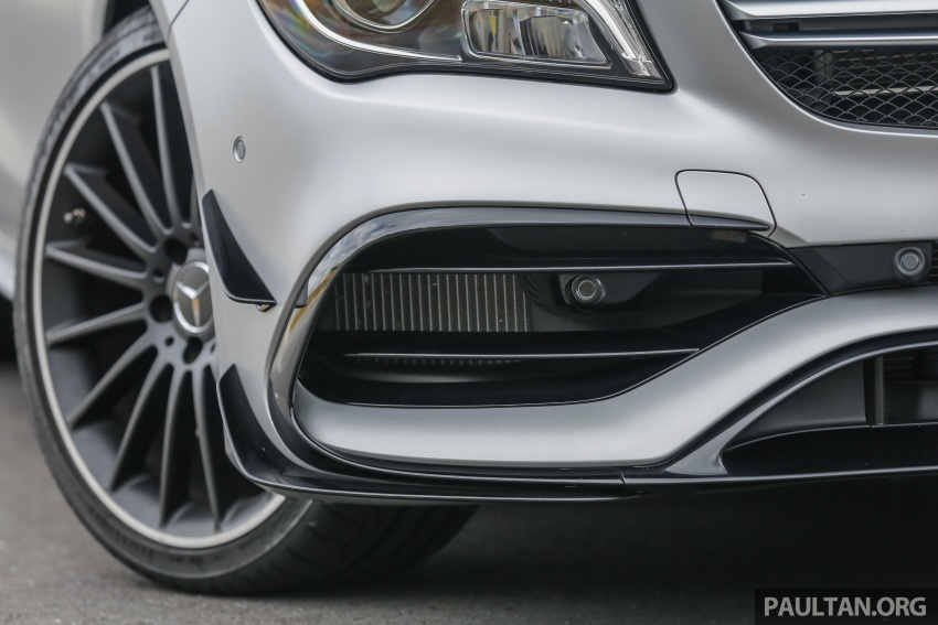 GALLERY: Mercedes-AMG CLA45 FL, from RM409k Image #596983