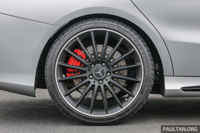 GALLERY: Mercedes-AMG CLA45 FL, from RM409k Image #596993