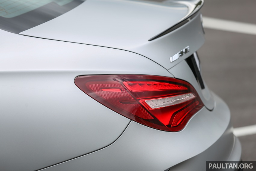 GALLERY: Mercedes-AMG CLA45 FL, from RM409k Image #596998