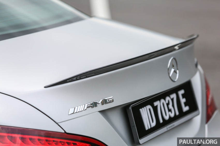 GALLERY: Mercedes-AMG CLA45 FL, from RM409k Image #597002