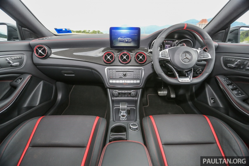 GALLERY: Mercedes-AMG CLA45 FL, from RM409k Image #597007