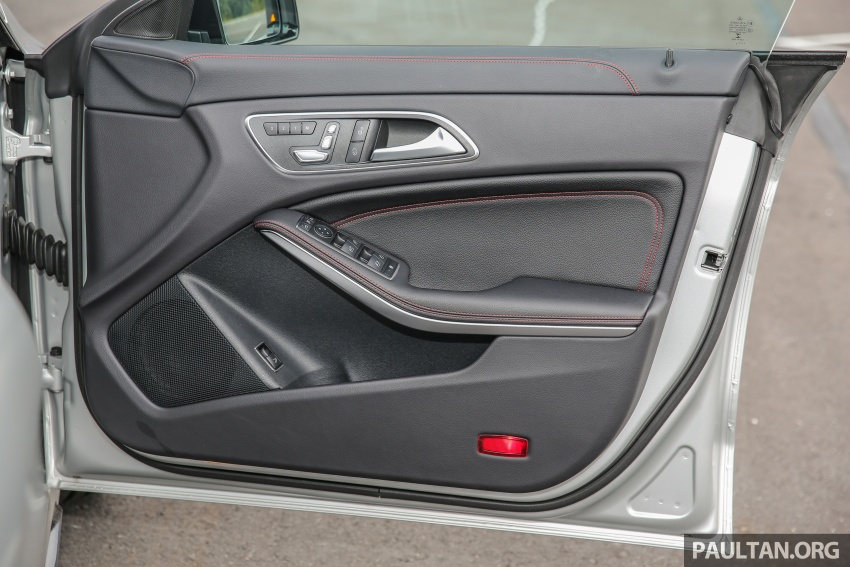 GALLERY: Mercedes-AMG CLA45 FL, from RM409k Image #597036