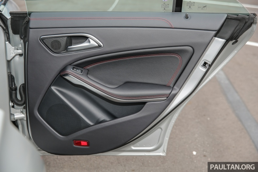 GALLERY: Mercedes-AMG CLA45 FL, from RM409k Image #597039