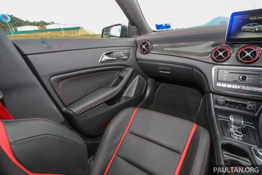 GALLERY: Mercedes-AMG CLA45 FL, from RM409k Image #597042