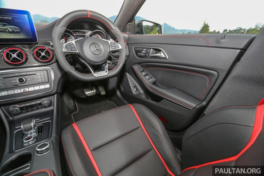 GALLERY: Mercedes-AMG CLA45 FL, from RM409k Image #597043