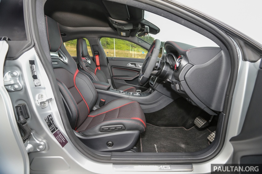 GALLERY: Mercedes-AMG CLA45 FL, from RM409k Image #597044