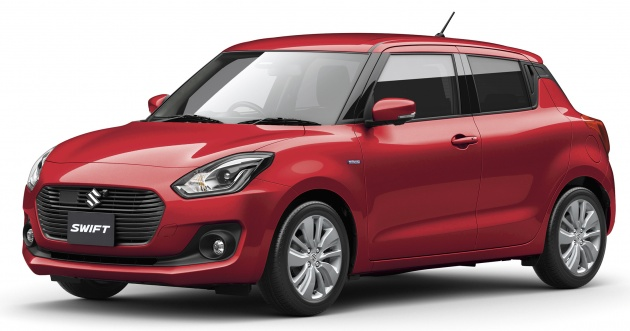 The New Suzuki Swift Will Be Launching In Thailand Early Next Year Bangkok Post Reports Fourth Generation B Segment Hatchback Made Its Home Market